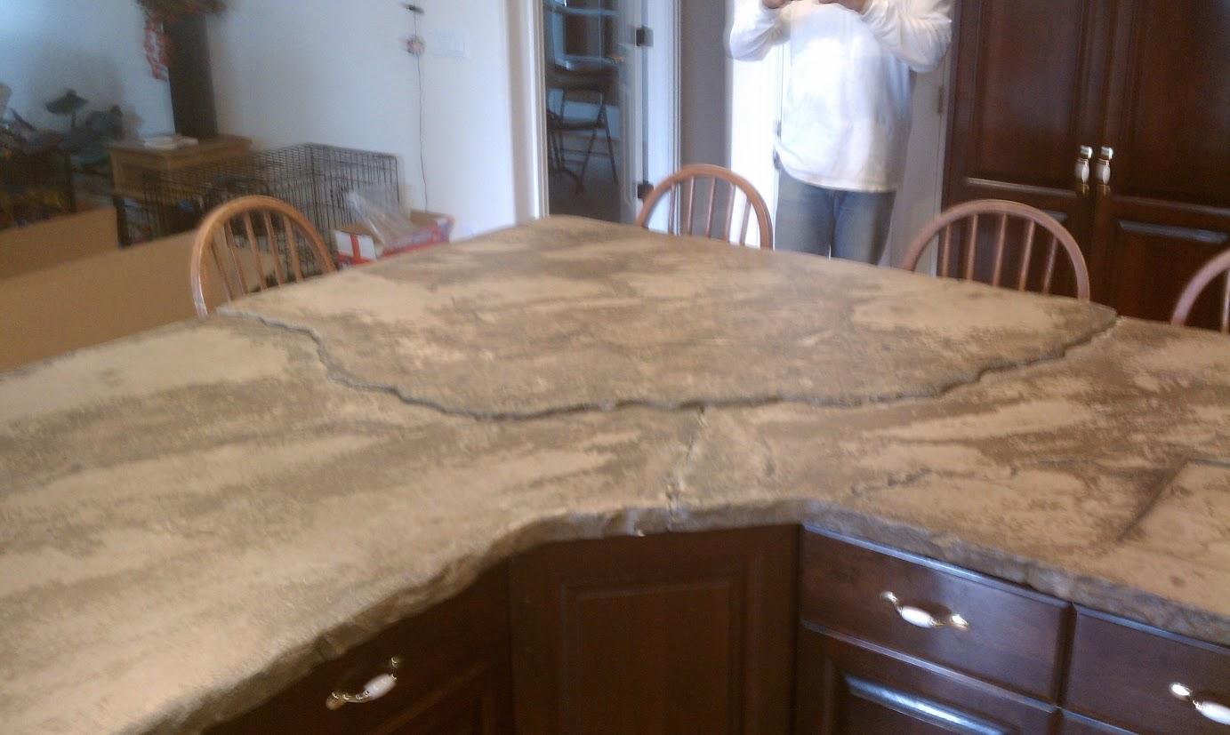 precast home elevated concrete screenshot countertop countertops solutions inspection